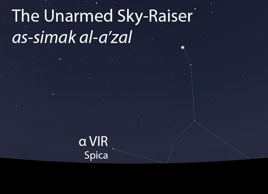The Unarmed Sky-Raiser